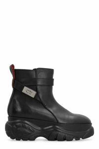 032c Jodhpur Leather Ankle Boots X Buffalo