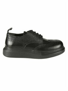 Alexander McQueen Hybrid Lace-up Shoes