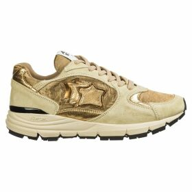 Shoes Leather Trainers Sneakers Mira