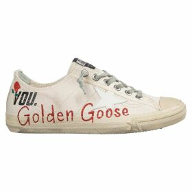 Golden Goose V-star Sneakers