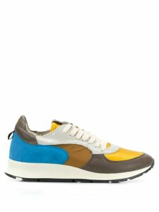 Philippe Model colour-block sneakers - Brown