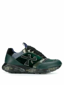 Premiata Zaczac running sneakers - Green