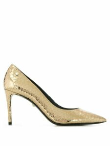 Alevì Megan pointed pumps - GOLD