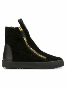 Giuseppe Zanotti Effie high-top sneakers - Black