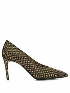 Laurence Dacade Vivette 85 embellished pumps - GOLD