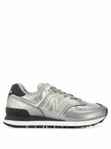 New Balance 574 low-top sneakers - Metallic