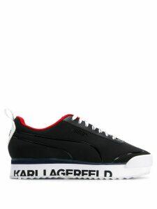 Karl Lagerfeld x Puma sneakers - Black