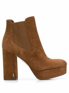 Sam Edelman Abella ankle boots - Brown