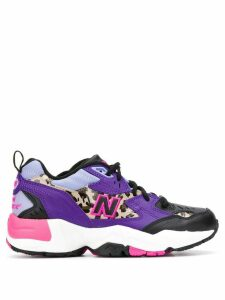 New Balance MX608 lace up sneakers - PURPLE