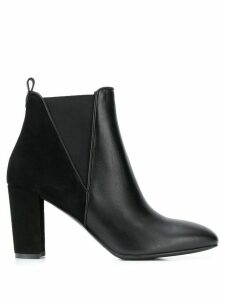 Albano slip-on ankle boots - Black