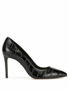 Schutz croc pumps - Black