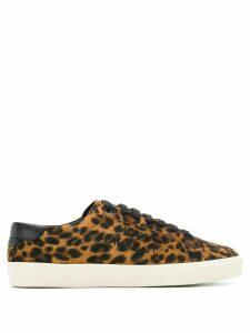 Saint Laurent Venice sneakers - Brown