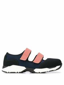 Marni Bimba cut-out sneakers - Black