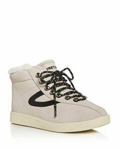 Tretorn Women's Nylite High-Top Sneakers