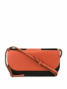 Loewe mini saddle bag - ORANGE