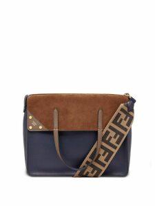 Fendi Fendi Flip large tote bag - Blue