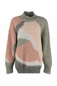 Alberta Ferretti Mohair Blend Sweater