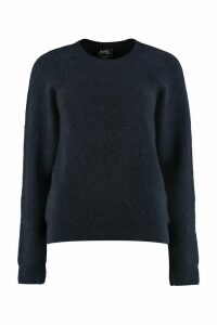A.P.C. Crew-neck Wool Sweater