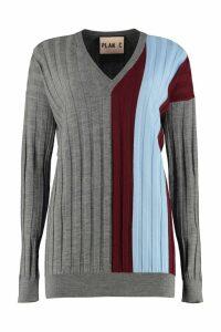 Plan C Long-sleeved Sweater