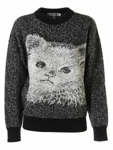 MSGM Cat Sweatshirt