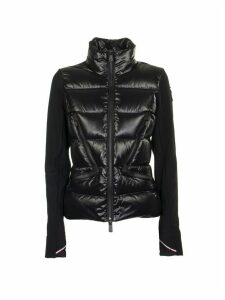 Moncler Grenoble Cardigan Black Sweater Jacket