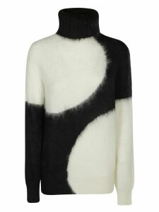 Gianluca Capannolo Ribbed Roll Neck Jumper