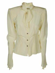 Dolce & Gabbana Tie-neck Blouse