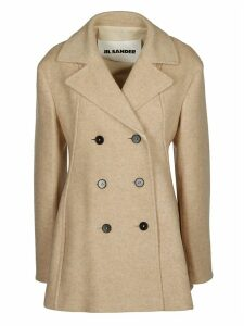 Jil Sander Double-breasted Coat