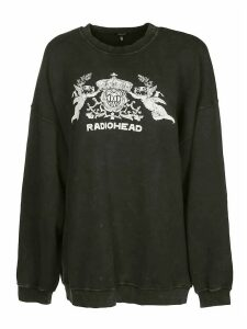 R13 Radiohead Sweatshirt