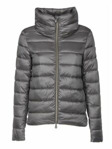 Save The Duck Quilted-effect Down Jacket