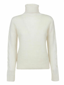Ivory Wool Sweater