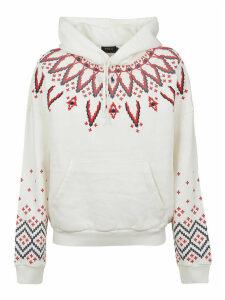 Multicolor Cotton Sweatshirt