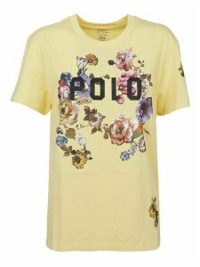 Yellow Cotton T-shirt
