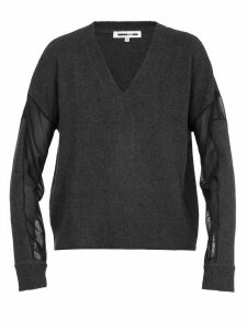 McQ Alexander McQueen Cotton Sweater