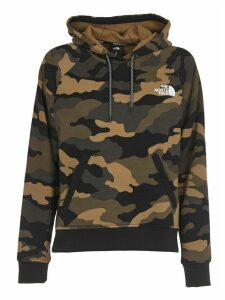 The North Face Camouflage Hoody