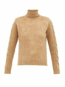 Max Mara - Formia Sweater - Womens - Camel