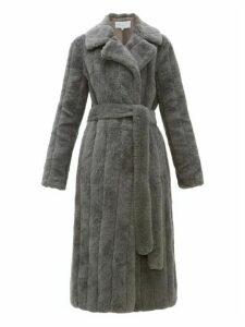 Gabriela Hearst - Pavlovna Wool-blend Coat - Womens - Grey