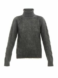 Max Mara - Formia Sweater - Womens - Dark Grey