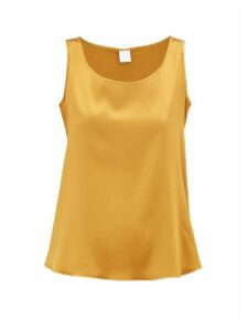 Max Mara Leisure - Pan Top - Womens - Gold