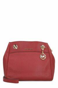 MICHAEL Michael Kors Jet Set Chain Leather Shoulder Bag
