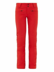 Perfect Moment - Aurora Flared Ski Trousers - Womens - Red