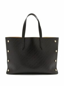 Givenchy - Bond Medium Logo-debossed Leather Tote Bag - Womens - Black