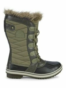 Tofino II Faux Fur-Lined Winter Boots
