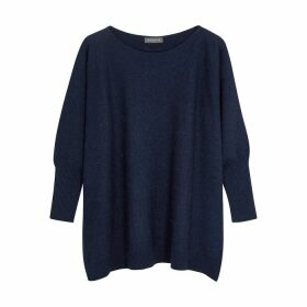 Hawico Carnforth Crystal-embellished Cashmere Jumper