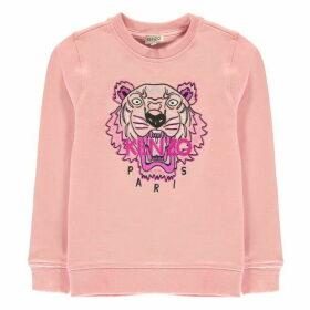 Kenzo Tiger Head Sweatshirt