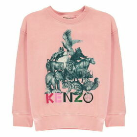 Kenzo Kenzo Gimmick Jungle Sweater