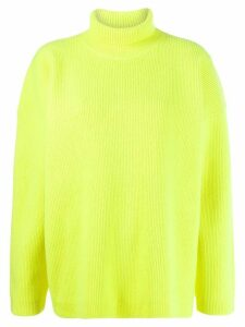 Sies Marjan Nora turtleneck sweater - Yellow