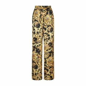 Traffic People Decadent Dreamer Printed Trousers