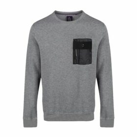 Luke 1977 O Levels Pocket Detail Sweatshirt