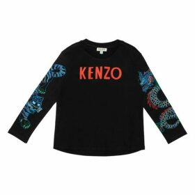 Kenzo Japanese Dragon Top